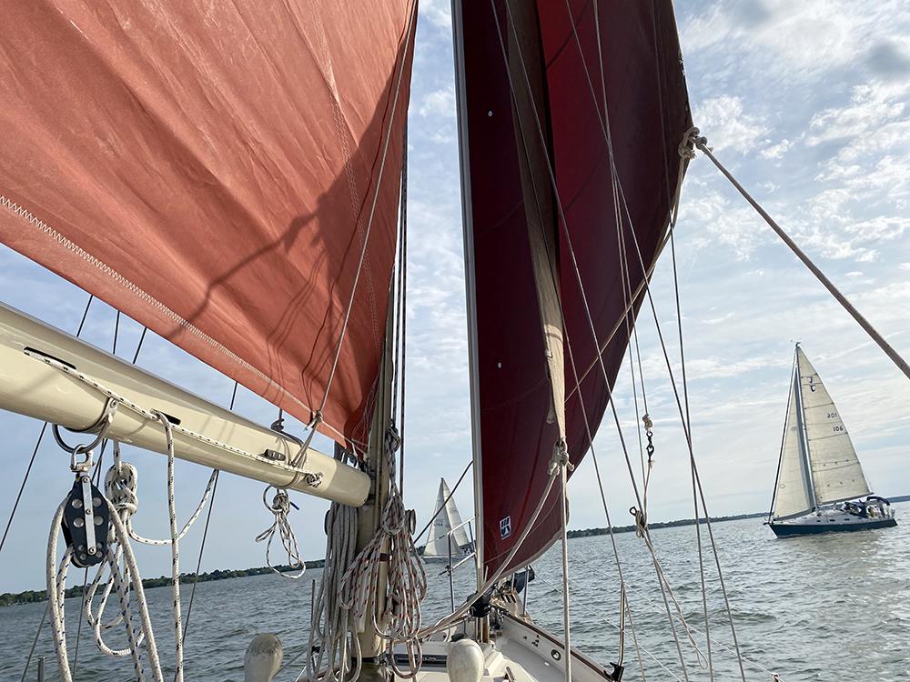 Fantasia sailboat quicksilver cup charleston sc